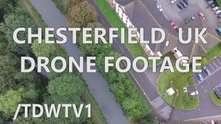 Chesterfield Drone Footage – DJI Phantom