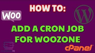 How to add a Cron Job for Woozone (WZone)