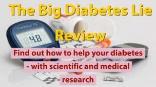 The Big Diabetes Lie | Cure your diabetes forever with this proven guide