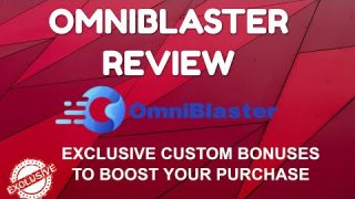 Omniblaster Review | Custom Bonuses to Boost Your Purchase 🚀