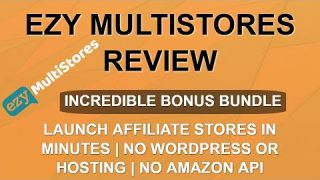 Ezy MultiStores Review | Live Demo Fail | Make Affiliate Stores without WordPress/Hosting/Coding