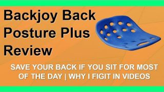 Backjoy Review | Improve Posture | Why I Move In Videos 🪑