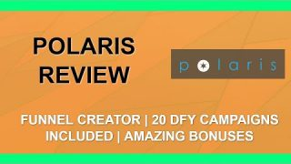 Polaris Review | Clickbank Campaigns | Amazing Bonuses 👉