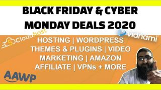 Black Friday Cyber Monday Offers 2020 🤑 Vidnami | GetResponse | CodeCanyon | Elementor 🤑